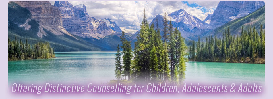 Offering Distinctive Counselling for Children, Adolescents & Adults - lake