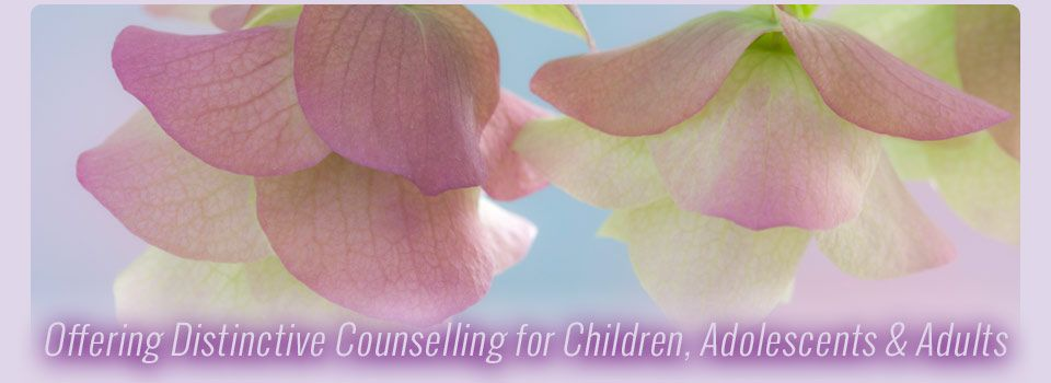 Offering Distinctive Counselling for Children, Adolescents & Adult- flowers